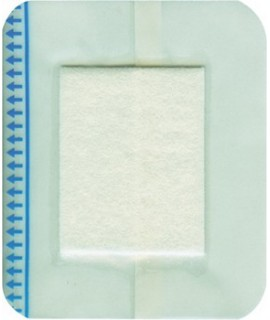 Pansement stérile adhésif film transparent Pansepratic