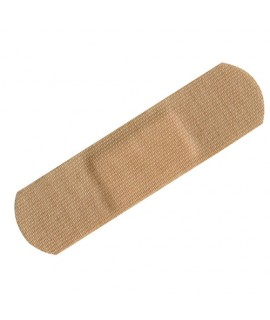 Pansement prédécouper en tissu élastique