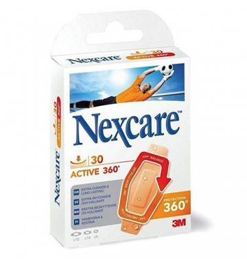 Pansement Nexcare Active protection 360°