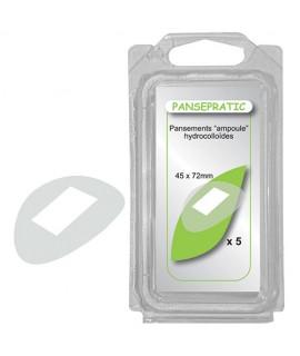 Pansements ampoules stériles - Pansepratic