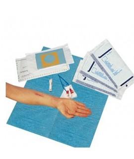 Champs de soins stériles à usage unique
