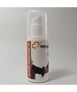 Spray désinfectant alcool dénaturé 70° Sensass