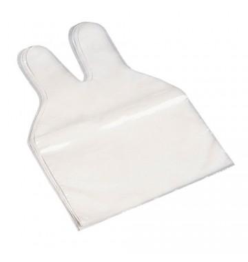 Doigtier d'examen 2 doigts stérile