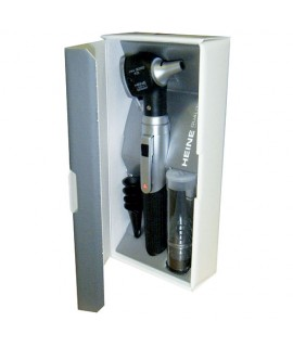 Coffret Otoscope mini 3000 Heine - Eclairage direct en étui carton