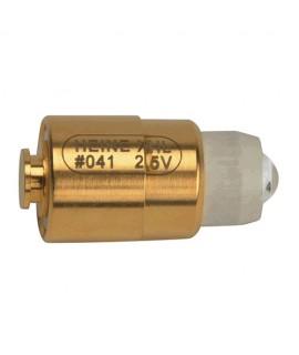 Ampoule Heine XHL 041 - 2.5V - Lampe à clip, combinée