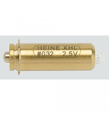 Ampoule Heine XHL 032 - 2.5V - Ophtalmoscope Autofoc