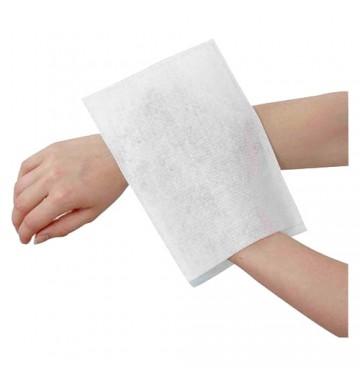 Gant de toilette à usage unique - Lot de 50 gants
