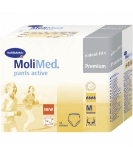 Slip Absorbant 4 GOUTTES - Hartmann MoliMed Pants Active
