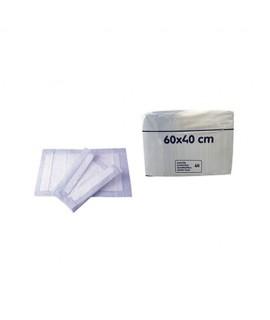 Alèses absorbantes 60x40 cm - Paquet de 60