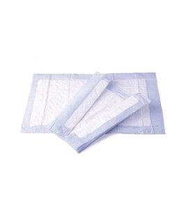 Alèses absorbantes 60x60 cm - Paquet de 25