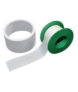 Sparadrap tissu micro-aéré et soyeux avec ou sans flasque