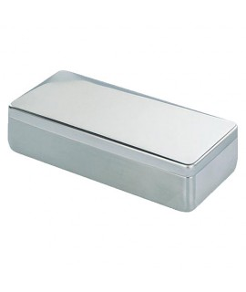 Boîtes de Stérilisation Inox