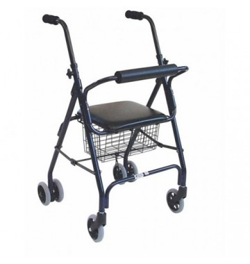 Rollator 4 roues pliant New-York