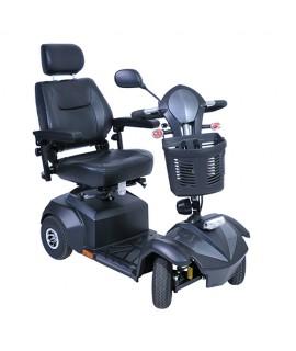 Scooter électrique confortable et maniable