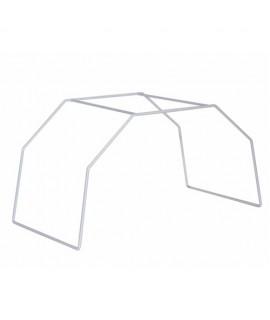 Arceau de lit réglable en largeur