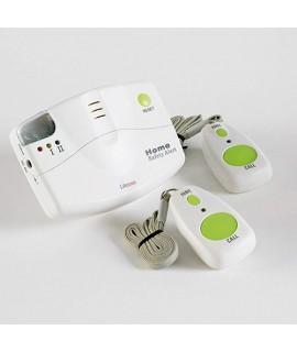 Alarme sans fil avec 2 pendentifs
