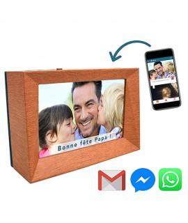 Cadre photo numérique familink 3G
