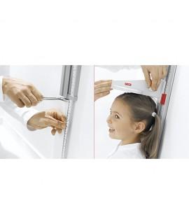 Toise mécanique SECA 216 pour enfants et adultes