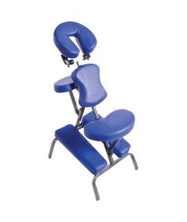 Chaise de massage pliante en aluminium
