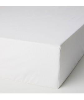 Drap-Housse blanc - 90X190cm