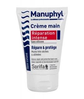 Crème main Réparation intense Manuphyl